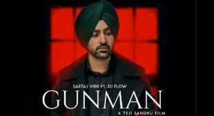 Gunman by Sartaj Virk