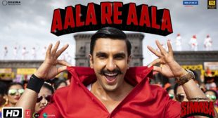 Aala Re Aala Song – Simmba
