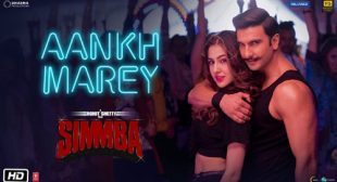 Get Aankh Marey Song of Movie Simmba