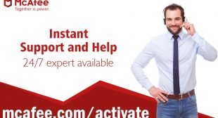 mcafee.com/activate – Download and Activate McAfee Product Online
