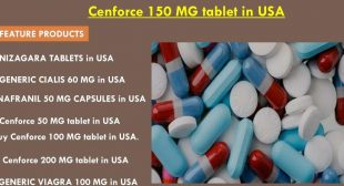 Cenforce the best drug to achieve long time erection