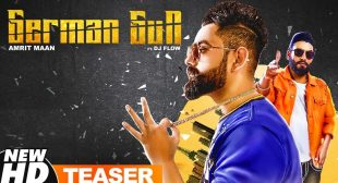 German Gun Lyrics – Amrit Maan