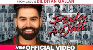 Pinda Aale Jatt Lyrics – Parmish Verma