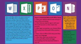 www.office.com/setup – Enter Key – Setup Office on Your PC/MAC