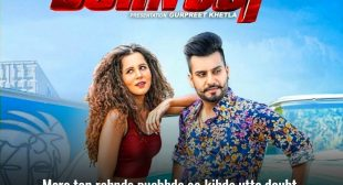 BURN OUT LYRICS – DJ FLOW FT. Karan Aujla | Radhika Bangia
