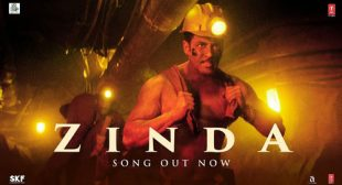 Zinda Lyrics by Vishal Dadlani