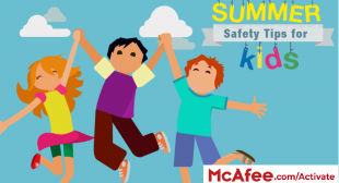 How to Keep Your Kids Safe And Balanced This Summer?