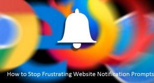 How to Stop Frustrating Website Notification Prompts – norton.com/setup