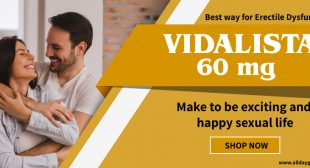Make To Longer Sexy Mood With Vidalista ED Pills