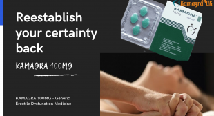 Reestablish your certainty back with Kamagra