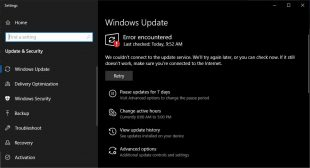 How to Fix Update Error 0xc8000247 on Windows