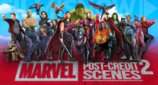 Deleted Marvel Scenes added in Limited Edition Box
