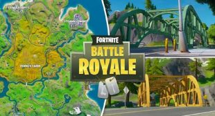 Fortnite Chapter 2: How to Complete Week 9 Challenge of Dance At Yellow, Red, and Green Steel Bridge