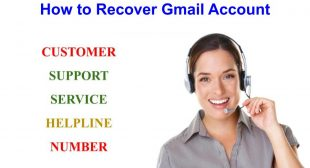 How to Reset Gmail Account