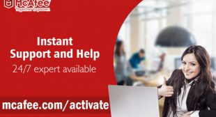 McAfee.com/Activate – mcafee installation with product key