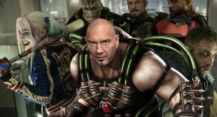 Dave Bautista as Bane in the Warner Bros. Project