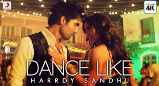 Dance Like Lyrics – Hardy Sandhu