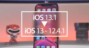 How to Downgrade iOS 13 Back to iOS 12.4.1 Using iTunes or Finder
