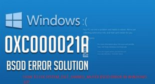 How to Fix SYSTEM_EXIT_OWNED_MUTEX BSOD Error in Windows 10?