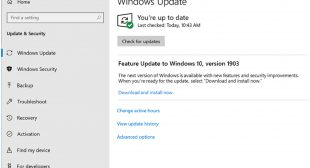 How to Fix Windows Update Cannot Currently Check for Updates