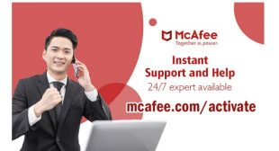 McAfee.com/activate – Enter your code – www.mcafee.com/activate