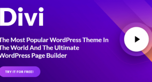 Free Download Divi Theme v4.4.4 | Divi Theme Nulled Latest Version