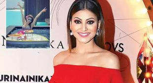 Urvashi Rautela's Bikini Breakfast Is A Visual 'Treat' For Her Fans