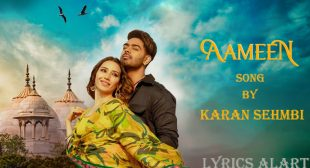Aameen Song Lyrics Karan Sehmbi