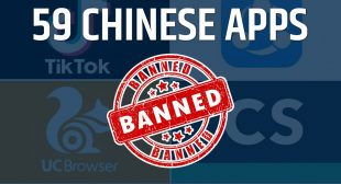 Government's big decision, 59 Chinese app banned including Tik Tok – 59 Chinese App Banned From Google Play Store