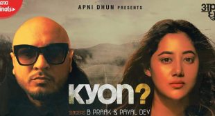 Kyon Lyrics – B Praak