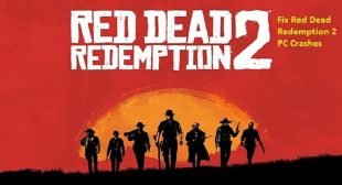 How to Fix Red Dead Redemption 2 PC Crashes on Startup?