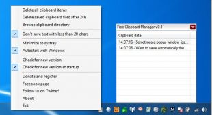 Quick and Easy Methods to Manage Windows Clipboard
