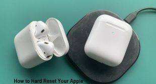 How to Hard Reset Your Apple AirPods