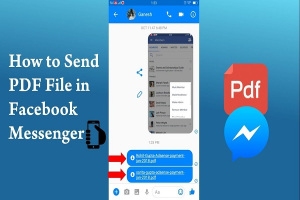 Want to Send PDF or Docx Files on Facebook Messenger App? Here's How to Do It.