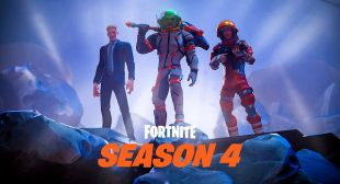 Fortnite Season 4: Where to Find Possessed Vehicles